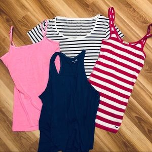 Tank top bundle.